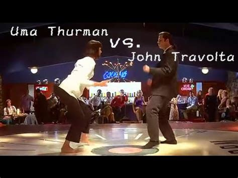 Pulp Fiction Dance Scene: You Never Can Tell by Chuck