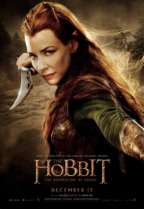 THE HOBBIT: THE DESOLATION OF SMAUG debuts new trailer and