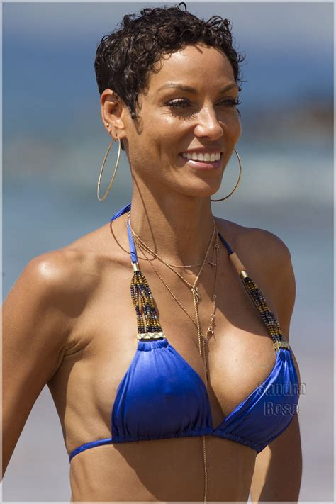 Nicole Brown Murphy was seen filming her show 'Hollywood