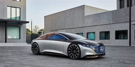 Here comes Mercedes EQS electric sedan, as company makes a