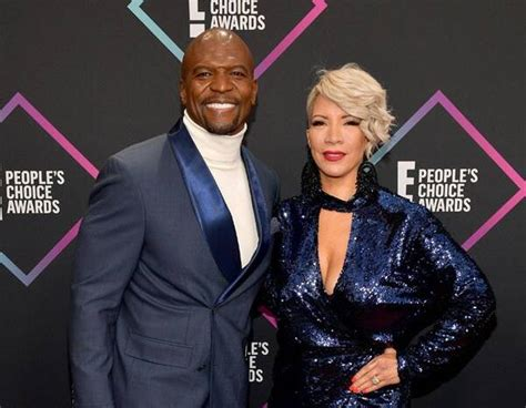 Terry Crews & Rebecca King-Crews from 2018 People's Choice