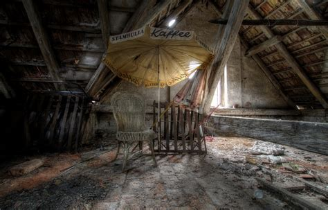 old, House, Attics Wallpapers HD / Desktop and Mobile