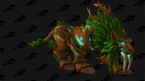 New druid forms from Shadowlands Covenants : wow
