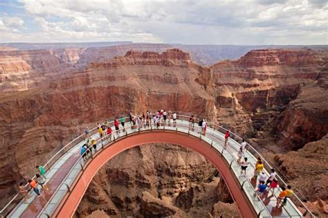 Grand Canyon Helicopter Tour & Skywalk Express