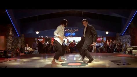 """Pulp Fiction Dance scene """"You Never Can Tell"""" HD - YouTube"""