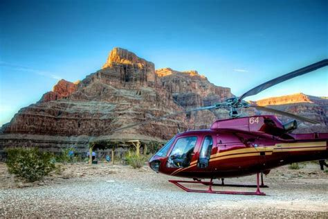 Helicopter Tour from the Grand Canyon West Rim 2019 - Las