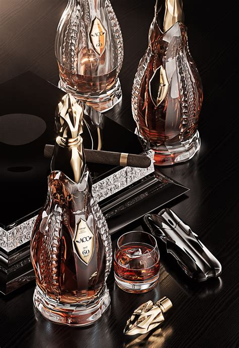 Luxury Whisky Bottle for ACC on Packaging of the World