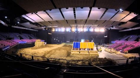 SX Tour 2015 au Galaxie Amneville - Timelapse - YouTube