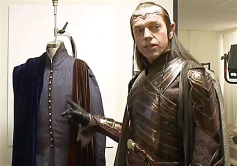 Elrond with the costume of Lindir (With images) | The