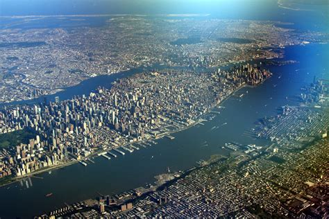 Flight over Manhattan, New York City | Well, this is my