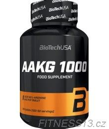 BioTech AAKG 1000 100 tablet - Fitness 13