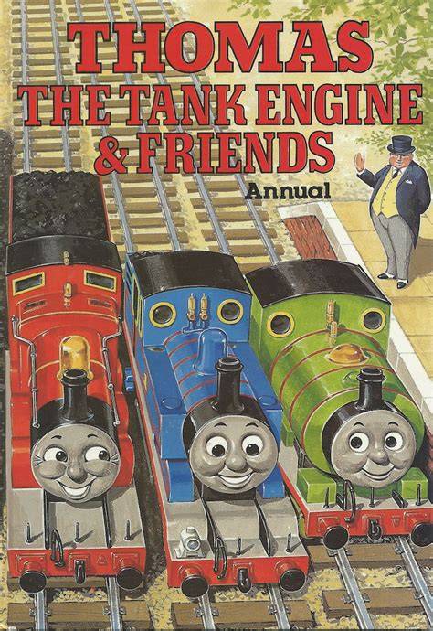 Thomas The Tank Engine and Friends - Annual 1986   Video