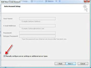 Office 2007 Tutorial E-mail setup - Support Pages