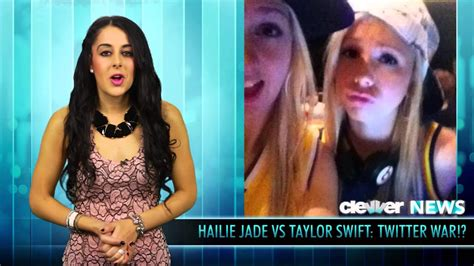 Hailie Jade Mathers and Taylor Swift Fight! - YouTube