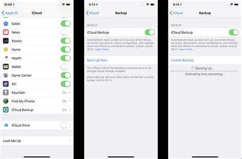 How to Backup iPhone 7 to iCloud and iTunes