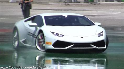 Lamborghini Huracan - Will it Drift? - YouTube