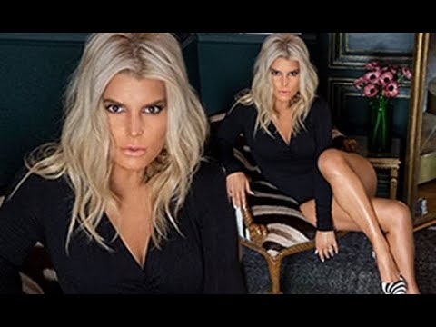 Jessica Simpson's Pokies In An Unflattering Outfit | The
