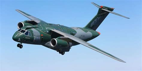 How a Brazilian Cargo Jet is Taking On the Mighty C-130J