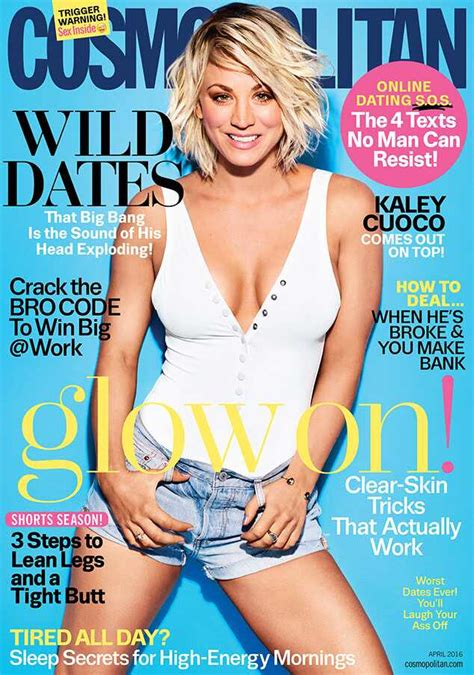 Kaley Cuoco's Divorce Changes the Way She Looks at