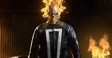 Ghost Rider Fully Revealed in Agents of S