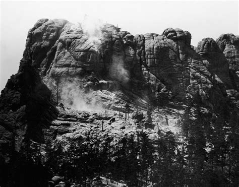 Carving Mount Rushmore took nearly 15 years (and was never