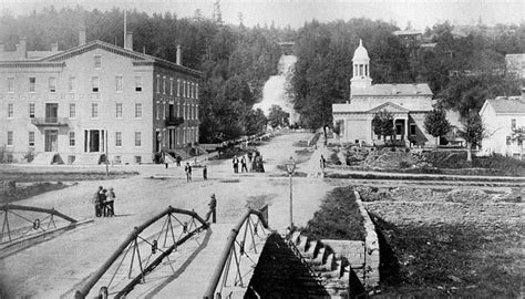Ghosts of the Past: The Chemung Canal - Life in the Finger