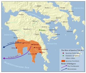 Sparta and the build-up to the Peloponnesian War – Part