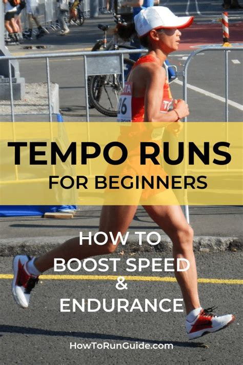 The Tempo Run: Every Runner's Solution to a Faster Pace