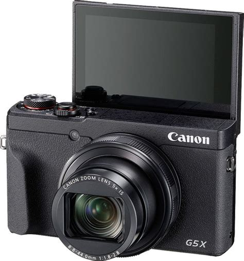 Canon Announces PowerShot G7 X III with live-streaming to