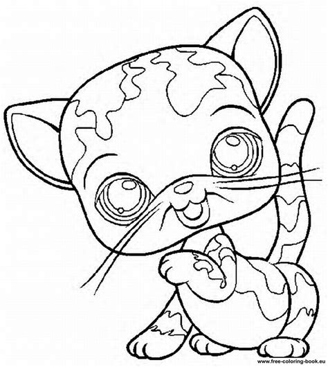 Coloring pages Littlest Pet Shop - Page 1 - Printable