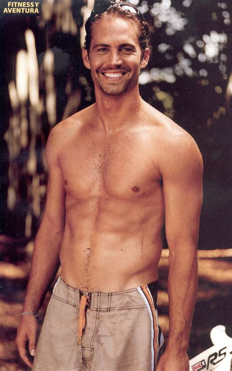 Man Crush of the Day: Actor Paul Walker | THE MAN CRUSH BLOG