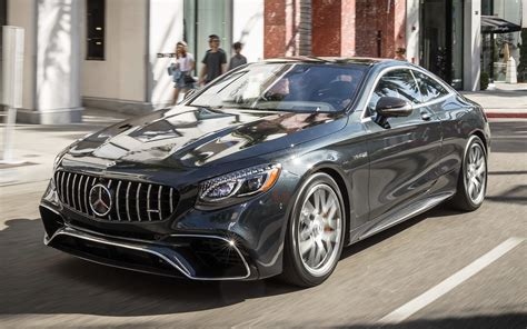 2018 Mercedes-AMG S 63 Coupe (US) - Wallpapers and HD