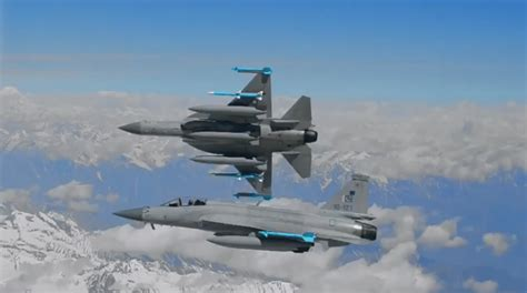 Pakistan will send 19 aircraft for air exercise in China