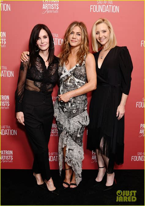 Jennifer Aniston's 'Friends' Co-Stars Pay Tribute to Her