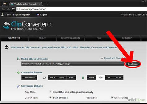 How to Convert YouTube to MP4 with Free YouTube to MP4