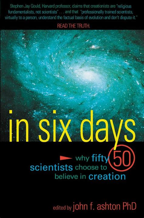 In Six Days   Answers in Genesis