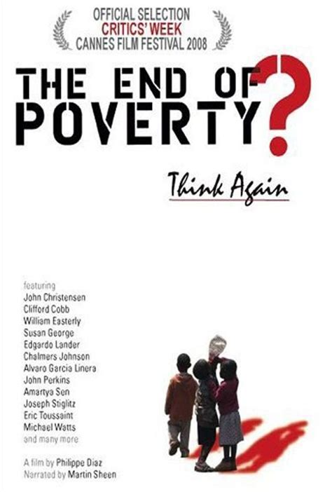 The End of Poverty? (2008) - Documentary Full Movie Watch