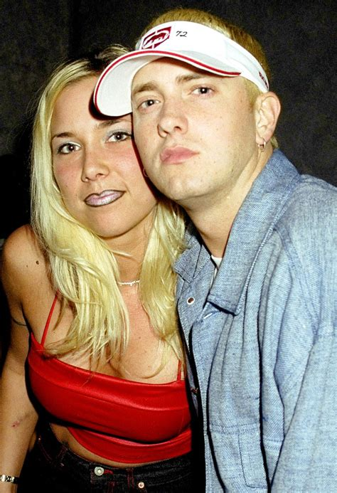 See How The Love Affair Between Eminem And His Ex-Wife Kim