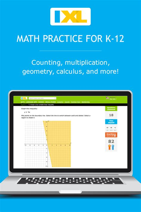 IXL | Math, Language Arts, Science, and Social Studies