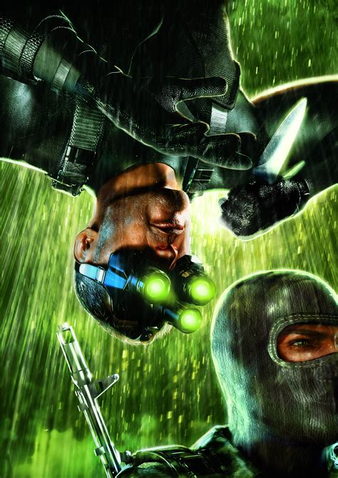 Splinter Cell: Chaos Theory Multiplayer - Blue's News