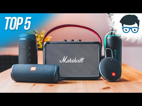 The Best Portable Speakers under 100 USD [Reviews 2017]