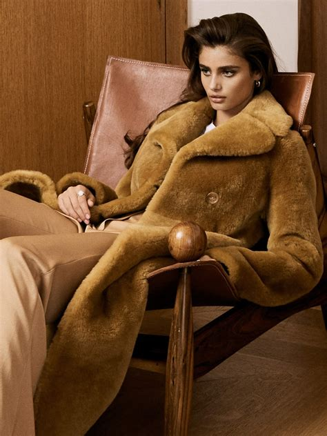 Taylor Hill Covers Porter Magazine September Issue