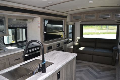 2021 Hemisphere 273RL Travel Trailer by Forest River On