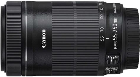 Canon 55 - 250 mm / F 4,0 - 5,6 EF-S IS STM Test | Tele