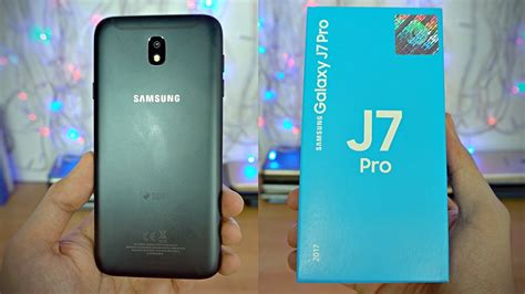 Samsung Galaxy J7 Pro (2017) - Unboxing & First Look! (4K
