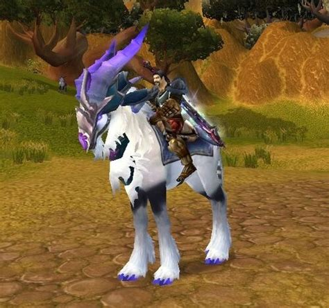 Talbuk mounts - WoWWiki - Your guide to the World of Warcraft