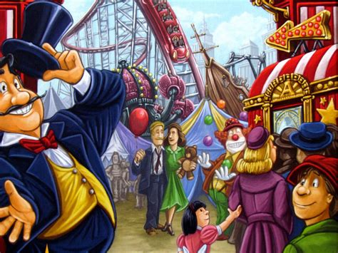 Review: Coney Island - your own private amusement park