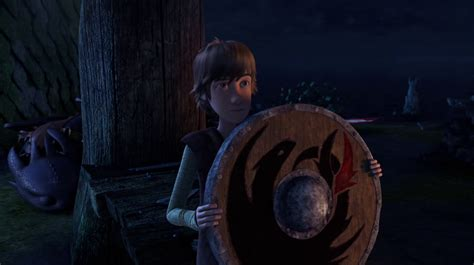 Hiccup's Shield | How to Train Your Dragon Wiki | FANDOM