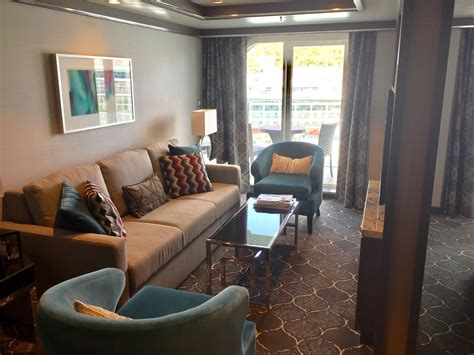 Photo tour of Grand Suite on Royal Caribbean's Harmony of