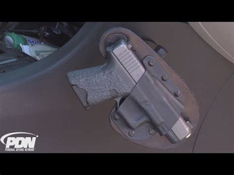 Personal Defense Network: CrossBreed's RAM Mount In-Car